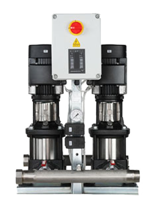 Hydro Multi-S Series Booster System - A O  Smith