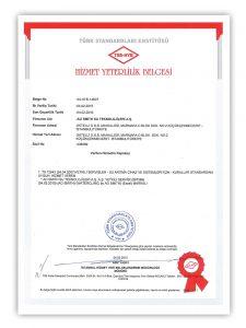 Certificate A O Smith
